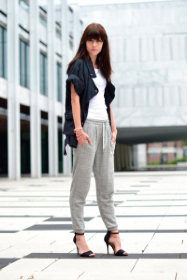 Sweatpants-heels-street-style