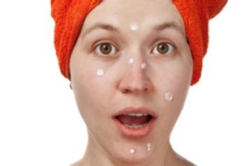 pasta dental acne